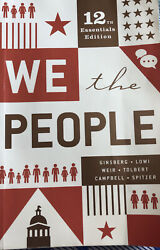 We The People 12th Edition