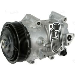 158367 4-seasons Four-seasons A/c Ac Compressor New With Clutch For Toyota Camry