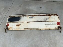 67 1967 Chevrolet Chevy El Camino Tailgate With Hardware Oem.