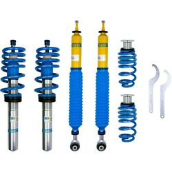 48-262316 Bilstein Coil Over Kit Front And Rear New For Audi A4 Quattro 2017