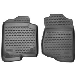 74-21-11004 Westin Floor Mats Front New Black For Jeep Compass 2007-2017