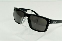 Oakley Sunglasses Holbrook Matte Black Warm Gray Square OO9102 01 Display $57.99