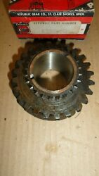 Nors 1960s Mopar Chrysler Dodge Plymouth 3 Speed 2nd Transmission Gear 2124560