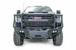 Fab Fours Gm20-a5050-1 Premium Front Bumper For 2020 Sierra 2500/3500 New
