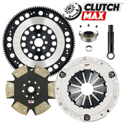 STAGE 4 CLUTCH KITCHROMOLY FLYWHEEL for ACURA RSX HONDA CIVIC SI K20A3 5 SPEED $158.86