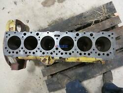 Fits Ford / New Holland 380 Engine Block Used - 708e6015ba