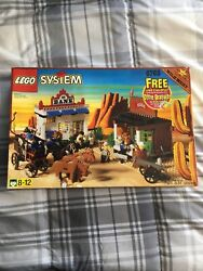 Lego Western 6765 Gold City Junction New