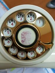 Vintage Japan Phone Concept One Cameo Telephone Art Deco Serial Number 3952