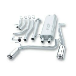 140037 Borla Exhaust System New For Hummer H2 2003-2006