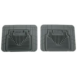 52032 Husky Liners Floor Mats New Gray For Chevy Coupe Sedan Silverado 1500 Ford