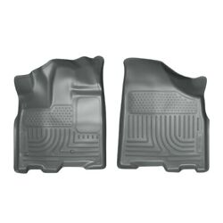 18852 Husky Liners Floor Mats Front New Gray For Toyota Sienna 2011-2018