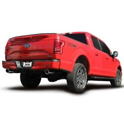 140614 Borla Exhaust System New For F150 Truck Ford F-150 2015-2018