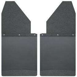 17112 Husky Liners Set Of 2 Mud Flaps Front Or Rear Driver And Passenger Side Pair