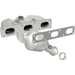50176 Magnaflow Catalytic Converter Rear New For 323 328 E46 3 Series Bmw 328i