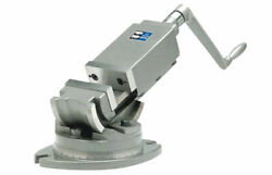 Precision Tilting And Swiveling Machine Vise Free Shipping