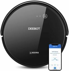 Ecovacs Deebot661-rb Vacuuming / Mopping Robotic Vacuum Cleaner - Certified