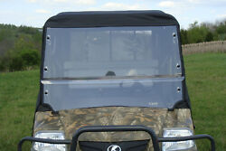 Kubota Rtv 1140 Front Cab Enclosure With A Lexan Windshield Doors And Back