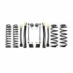 Evo -3011s3 2.5 Inch Enforcer Lift Stage 3 For 2018-2020 Jeep Wrangler Jl New