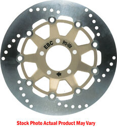 Ebc Standard Replacement Front Left Rotor For Kawasaki Vn1500 G3 Nomad 2001