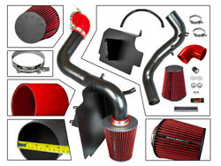 Rtunes V2 For 98-03 S10/sonoma 2.2 4cyl Heat Shield Cold Air Intake Kit +filter