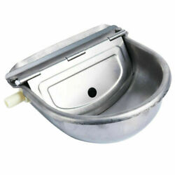 Homend Automatic Waterer Bowl Stainless Stock Waterer Feeder Horse Cattle Dog
