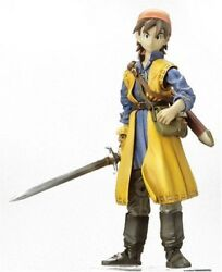 Dragon Quest Viii Play Arts Hero Pvc Painted Action Figure F/s