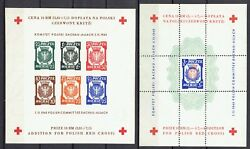 100 Genuine Polish Committee - Dachau - Allach And039and039 1. Xi 1945 2and039and039 Blocks