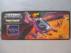 Masters Of The Universe Fright Fighter Factory Sealed 1986 Vintage New Heman