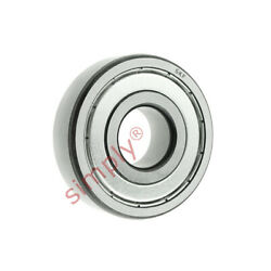 SKF 60782ZC3 Metal Shielded Deep Groove Ball Bearing 8x19x6mm
