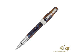 Montegrappa Extra Otto Lapis Rollerball Pen Orange Limited Edition Ise8trcs