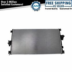 Engine Coolant Auxiliary Radiator Assembly Direct Fit For Ford Super Duty Truck
