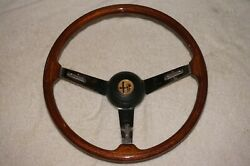 Alfa Romeo 105 Series 2000 Gtv Personal Steering + Horn Pusher Excellent Used