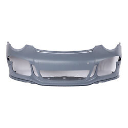 Gt3 Style Front Bumper Cover Mesh Grill For Porsche Carrera 911 Nice Pp Material