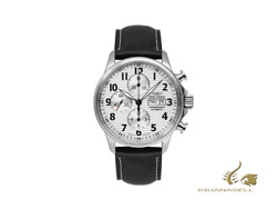 Iron Annie Wellblech Automatic Watch, Silver, 42 Mm, Day And Date, 5818-1