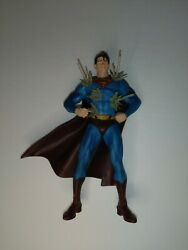 6quot; SUPERMAN RETURNS Action Figure S3 SELECT SCULPT 2006 MATTEL. A9