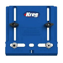 Kreg Tool Cabinet Hardware Jig For Installing Cabinet Knobs And Pulls - Khi-pull