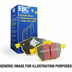 Ebc Dp41145r Yellowstuff Street And Track Disc Brake Pads For Buick Apollo New