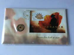 2012 2 Red Popppy Pnc Rare Ltd Remembrance 2 Coin C Mintmark Army Diggers Les