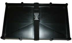 Nbh-31p Th Marine Boat Space Saver Battery Tray 29/31 Series 13 X 7 I.d.