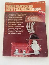 Petersens Basic Clutches and Transmissions No. 2 $9.17