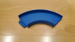 Replacement Part Space Mountain Curved Blue Track Piece Disney Monorail Playset
