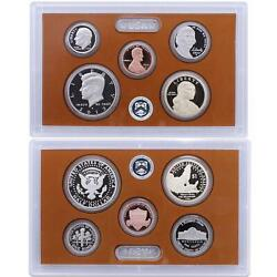 2013 S Partial Proof Set Kennedy Dime Nickel Cent Dollar Cn-clad Us Mint 5 Coins