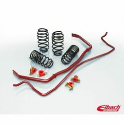 Eibach E43-72-012-01-22 Pro-kit Springs And Sway Bars Kit For Porsche 911 New