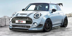 For Mini Cooper S F56 Tp Style Frp Wide Body Kit Front Fender Flares Bodykits