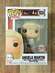 Funko Pop Angela Martin with Sprinkles The Office #1024