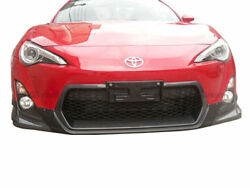 For Toyota Ft86 Gt86 Frs Trd Style Carbon Front Bumper Wing Lip Parts