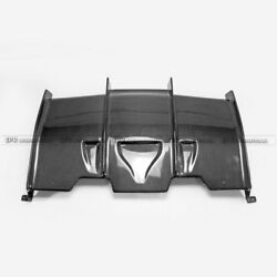New Rear Bumper Under Diffuser Wing Part For Bmw F82 M4 Psm Style Carbon Fiber