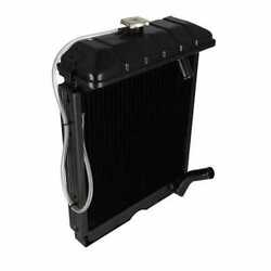 Radiator - Aftermarket Fits Ford 4110 4130 2120 2110 4000 2000 Fits New Holland