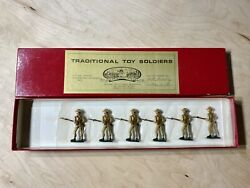 Traditional Toy Soldiers Australian Soldiers 1900 Sign And Dated By.jack Scruby
