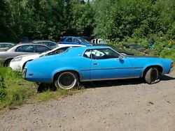 1971 Mercury Couger 351 Clevland Runs And Drives Great Price